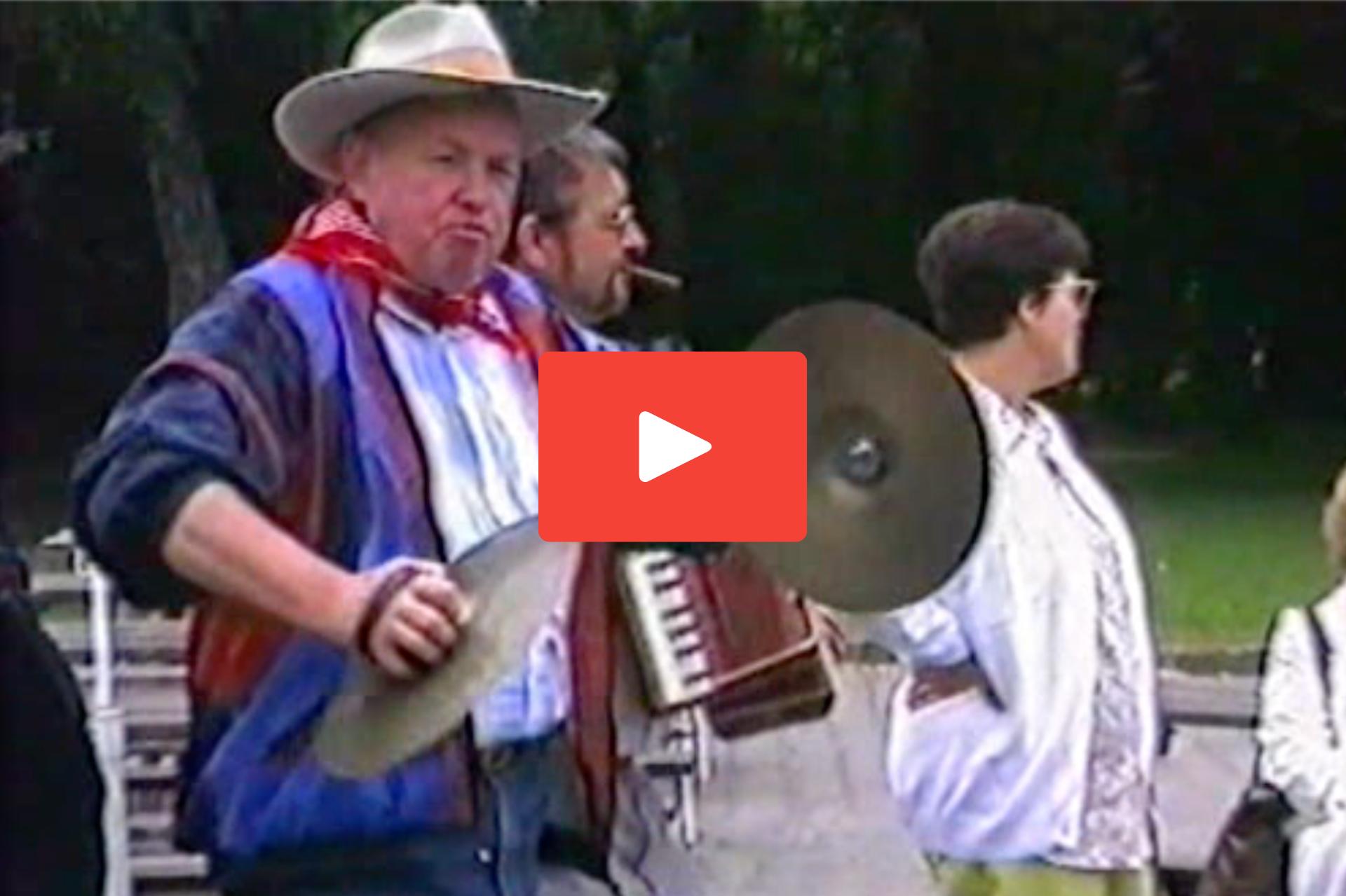 video - Naar Limburg na Tavi '92